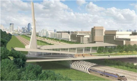 Yes to connecting neighbourhoods for pedestrians and cyclists in the Turcot project! image
