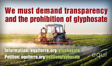 Monsanto manipulated science: Équiterre calls for withdrawal of glyphosate's approval in Canada and an independent review image