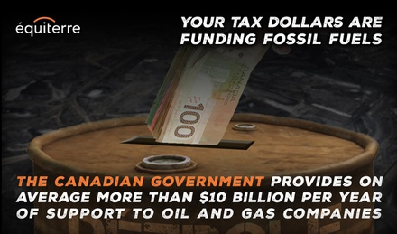 Canada must eliminate fossil fuel subsidies image